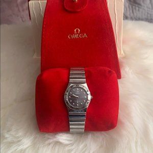 OMEGA Constellation My Choice Ladies Watch